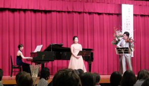 女性教育者の会コンサート写真