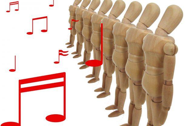 声楽の生徒ゲスト出演
